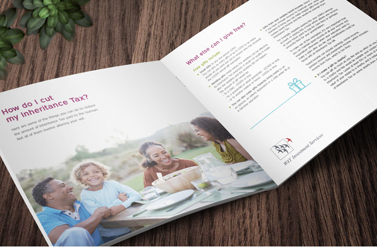 Way Group brochure - Simple guide to IHT